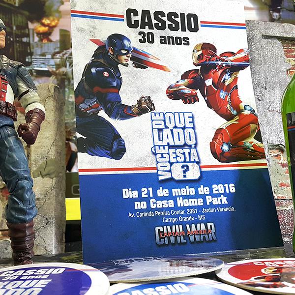 Kit Guerra Civil