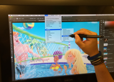 Por que a cor escolhida no monitor sai diferente na impressão?